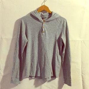 Vince Hooded Sweatshirt